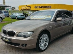 2007 BMW 7 Series BMW 750 IL AT Western Cape Bellville