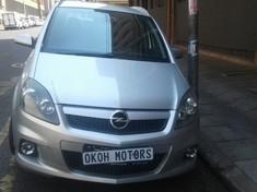 2008 Opel Zafira 2.0t Opc  Gauteng Johannesburg