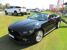2017 Ford Mustang 2.3 Ecoboost Convertible Auto Gauteng Sandton
