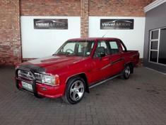 1996 Toyota Hilux 2.7 Vvti Heritage Rb Pu Dc  Gauteng Vereeniging
