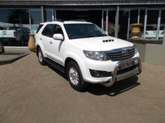 2014 Toyota Fortuner 2.5d-4d Rb At  Mpumalanga Delmas