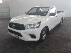 2016 Toyota Hilux 2.0 VVT Single Cab Bakkie Eastern Cape Uitenhage