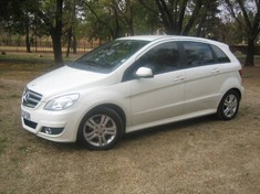 2011 Mercedes-Benz B-Class B 180 At  Gauteng Vanderbijlpark