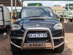 2011 GWM Steed 2.8 Tci Pu Sc  Gauteng Kempton Park