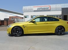 2015 BMW M4 Coupe M-DCT Gauteng Roodepoort