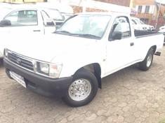2001 Toyota Hilux 2000 Sr Pu Sc  Gauteng Roodepoort