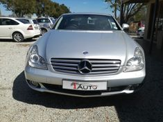 2007 Mercedes-Benz CLS-Class Cls 500 Western Cape George