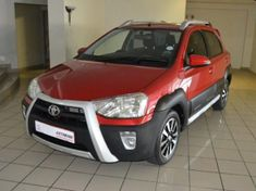 2015 Toyota Etios Cross 1.5 Xs 5Dr Western Cape Tygervalley