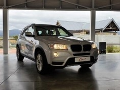 2014 BMW X3 xDRIVE20d Exclusive Auto Western Cape George