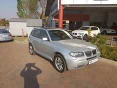 2009 BMW X3 Xdrive20d At  Gauteng Randburg