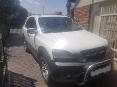 2005 Kia Sorento 2.5 Crdi 4x4  Mpumalanga Middelburg