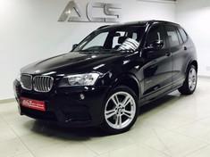 2011 BMW X3 3.5i XDRIVE35i MSPORT PAN ROOF 42000KMS Gauteng Benoni