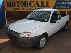 2010 Ford Bantam 1.3i Pu Sc  Gauteng Centurion