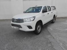 2016 Toyota Hilux 2.4 GD-6 SRX 4x4 Double Cab Bakkie Eastern Cape Port Elizabeth