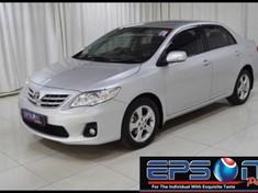 2013 Toyota Corolla 2.0 Exclusive At  Gauteng Nigel