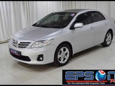 2013 Toyota Corolla 2.0 Exclusive At  Gauteng Nigel