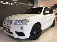 2011 BMW X3 Xdrive 3.0d M-sport At  Gauteng Four Ways