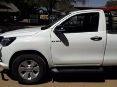 2016 Toyota Hilux 2.4 GD-6 RB SRX Single Cab Bakkie Northern Cape Hartswater