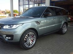 2016 Land Rover Range Rover SPORT 4.4 SDV8 HSE Dynamic Gauteng Randburg