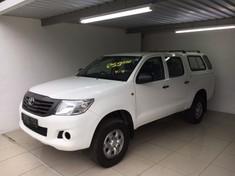 2012 Toyota Hilux 2.5d-4d Srx 4x4 Pu Dc  Kwazulu Natal Durban