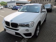 2016 BMW X4 xDRIVE20d Gauteng Sandton