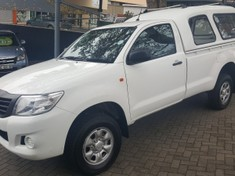 2015 Toyota Hilux 2.5 D-4d Srx Rb Pu Sc  Mpumalanga Nelspruit