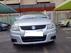 2012 Suzuki SX4 2.0 At Gauteng Johannesburg