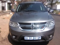 2012 Dodge Journey 3.6 V6 Sxt At  Gauteng Johannesburg