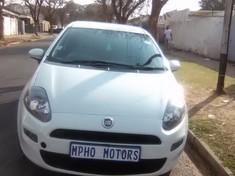 2012 Fiat Punto 1.4 Essence 5 Dr  Gauteng Johannesburg