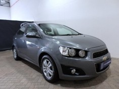 2013 Chevrolet Sonic 1.6 Ls  Western Cape George