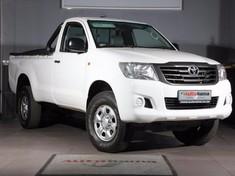 2014 Toyota Hilux 2.5 D-4d Srx Rb Pu Sc  North West Province Klerksdorp