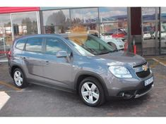 2012 Chevrolet Orlando 1.8ls  Gauteng Roodepoort
