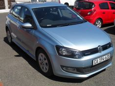 2012 Volkswagen Polo 1.2 Tdi Bluemotion 5dr  Western Cape