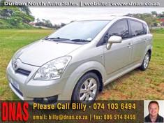 2009 Toyota Verso 160 Sx  Kwazulu Natal Durban North