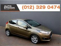 2014 Ford Fiesta 1.0 Ecoboost Trend 5dr  Gauteng Pretoria