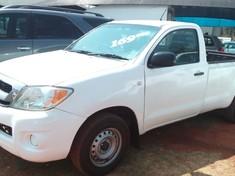2010 Toyota Hilux 2.5 D-4d S Pu Sc Gauteng Pretoria