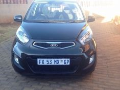 2012 Kia Picanto 1.2 Start Auto Gauteng Johannesburg