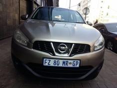 2012 Nissan Qashqai 1.6 Acenta Gauteng Jeppestown