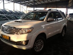 2015 Toyota Fortuner 2.5d-4d Rb At Mpumalanga Witbank
