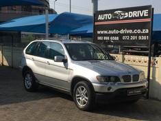 2002 BMW X5 4.4 Activity At  Gauteng Randburg