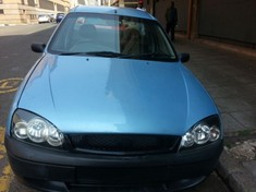 2008 Ford Bantam 1.6i Pu Sc  Gauteng Johannesburg