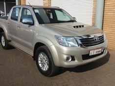 2014 Toyota Hilux 2.5 D-4d Vnt 106kw Rb Pu Dc  Gauteng Pretoria