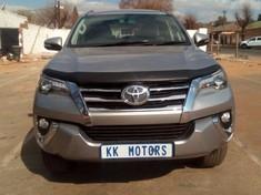 2017 Toyota Fortuner 2.8GD-6 4X4 Auto Gauteng Johannesburg
