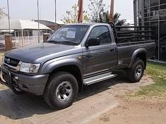 2002 Toyota Hilux 2700i Raider 4x4 Pu Dc  Gauteng Randvaal