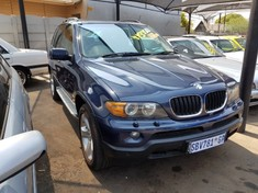 2005 BMW X5 3.0d At  Gauteng Boksburg