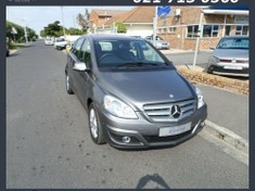 2011 Mercedes-Benz B-Class B 180 At  Western Cape Cape Town