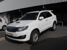 2012 Toyota Fortuner 3.0d-4d 4x4 At  Mpumalanga Standerton