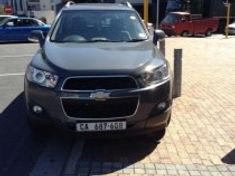 2011 Chevrolet Captiva 2.4 Lt At Call Kent0798992793 Western Cape Claremont