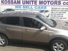2011 Nissan Qashqai 1.2T Gauteng Johannesburg