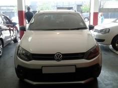 2013 Volkswagen Polo 1.6 Cross 5dr  Gauteng Johannesburg
